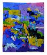 Abstract 8861012 Fleece Blanket