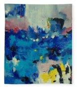 Abstract 889011 Fleece Blanket
