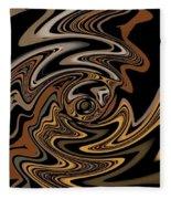 Abstract 9-11-09 Fleece Blanket