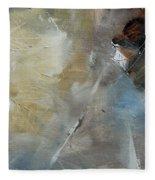 Abstract 904060 Fleece Blanket