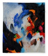 Abstract 905060 Fleece Blanket