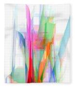 Abstract 9501-001 Fleece Blanket
