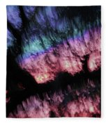 Abstract Accident Fleece Blanket