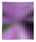 Abstract By Paint Pro X9 # 27 Fleece Blanket