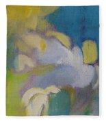Abstract Close Up 7 Fleece Blanket