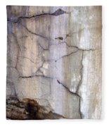 Abstract Concrete 2 Fleece Blanket