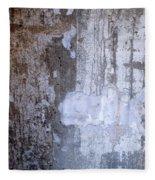 Abstract Concrete 8 Fleece Blanket