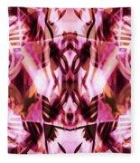Abstract Graffiti 20 Fleece Blanket