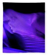 Abstract Human Figure Fleece Blanket
