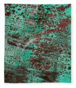 Abstract II Fleece Blanket