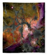 Abstract Images Of Forgiveness Series #4 Fleece Blanket