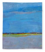 Abstract Landscape1 Fleece Blanket