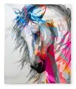 A  R  G  E  N  T  O Fleece Blanket