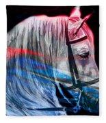 M .  E .  D .  E.   A Fleece Blanket