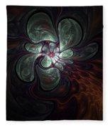 Abstract051710a Fleece Blanket