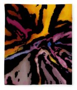 Abstract309g Fleece Blanket