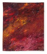 Abstraction Of A Dream Fleece Blanket