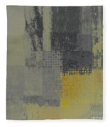 Abstractionnel - Ww59j121129158yll Fleece Blanket