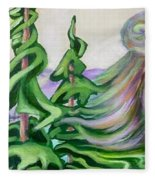 Acts Of Creation Fleece Blanket