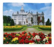 Adare Manor Golf Club, Co Limerick Fleece Blanket