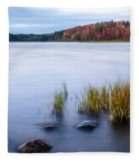 Adirondack View 4 Fleece Blanket