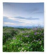 Adirondack View 6 Fleece Blanket