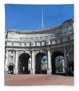 Admiralty Arch Fleece Blanket