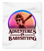 Adventures Fleece Blanket