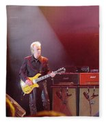 Aerosmith-brad Whitford-00154 Fleece Blanket