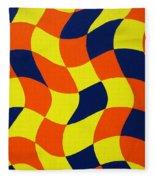 Afrika Fleece Blanket