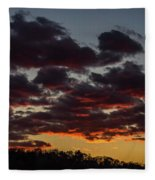 After Glow Fleece Blanket