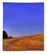 After Harvest Fleece Blanket
