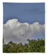 After The Rain IIi Fleece Blanket