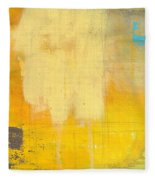 Afternoon Sun -large Fleece Blanket