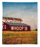Aggie Barn 2015 Fleece Blanket