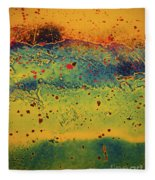 Aging In Colour 2 Fleece Blanket