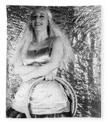 Agnes De Mille (1905-1993) Fleece Blanket