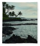 Ahihi - Kinau Fleece Blanket