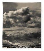 Ahuachapan Infrared Fleece Blanket