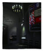 Aids Interfaith Memorial Chapel - San Francisco Fleece Blanket