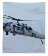 Air Force Sikorsky Hh-60g Blackhawk 90-26228 Mesa Gateway Airport March 11 2011 Fleece Blanket
