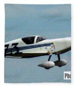 Airventure 73 Fleece Blanket