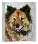 Akia Fleece Blanket
