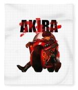Akira Fleece Blanket