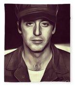 Al Pacino, Actor Fleece Blanket