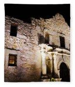 Alamo Remembrance Fleece Blanket