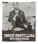 Alan Youth Hostelling Chris Eubank Fleece Blanket