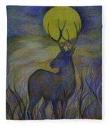 Alaska Stories. Part Four Fleece Blanket