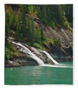 Alaska Tracy Arm Fleece Blanket