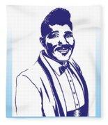 Albert Collins Fleece Blanket